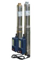 Насос погружной скважинный Aquario ASP 1Е-45-90 (кабель 35м)