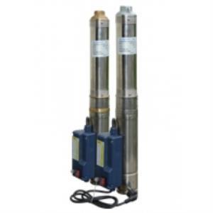 Насос погружной скважинный Aquario ASP 1Е-60-90 (кабель 55м)