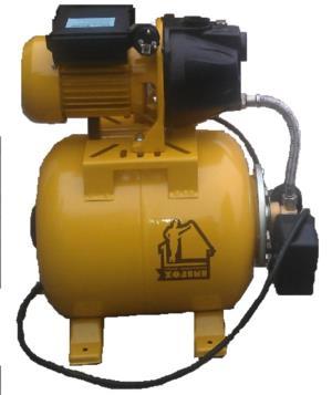 Насосная станция Хозяин НЧ-800 (Н - Вал двигателя нержавеющая сталь Н - Корпус насоса чугун 800 - 800Вт)