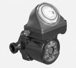 Насос циркуляционный Aquario AC 152-130HWT 5152 (с таймером для рециркуляции)
