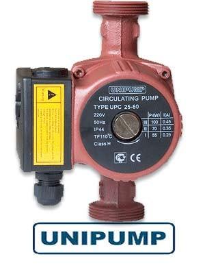Насос циркуляционный UPC 25-80 180
