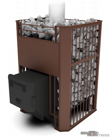 Печь-каменка БУГРИНКА 16 Т