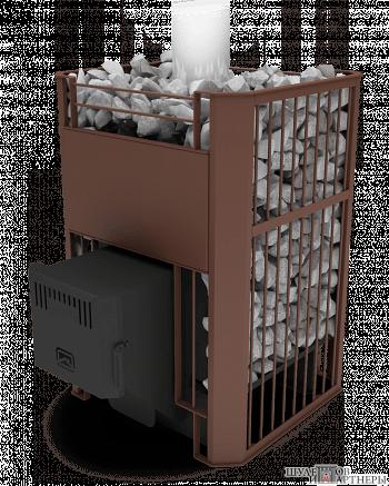 Печь-каменка БУГРИНКА 10 Т