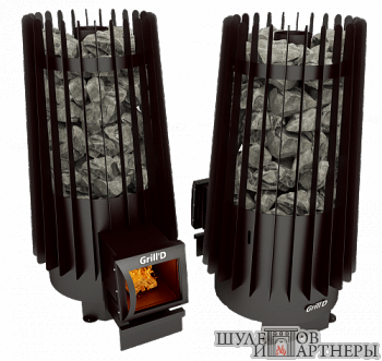 Grill'D Cometa 180 long black
