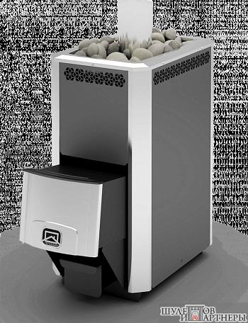 Печь-каменка САХАРА 16ЛК ПРОФИ