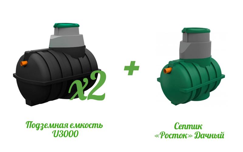 Система «Rostok» 9 000