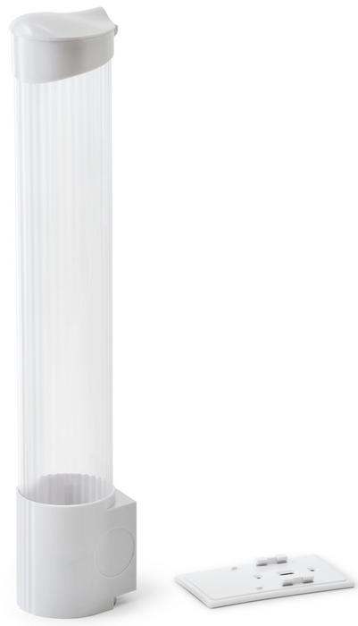 Стаканодержатель VATTEN CD-V70MW 100ст., белый, магнит