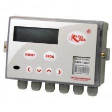 Вычислитель КАРАТ-306 - 3V3T3P с интерфейсом LoRaWAN