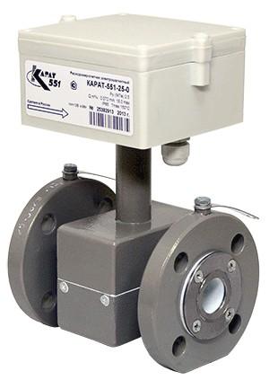 Электромагнитный расходомер КАРАТ-551-25