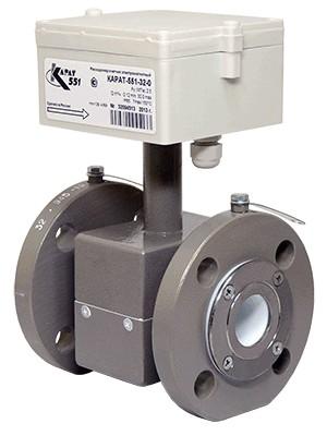 Электромагнитный расходомер КАРАТ-551-32