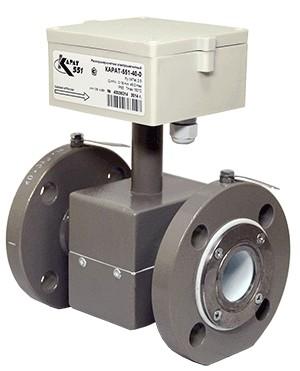 Электромагнитный расходомер КАРАТ-551-40
