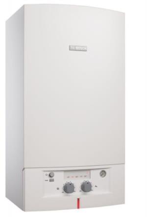 Котел газ Bosch ZWA 24-2 K (24 квт, двухконтурный, открытая камера сгорания, битермический)