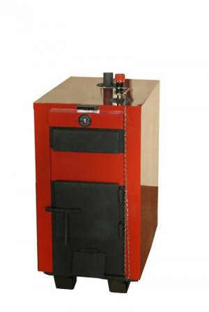 Котел Буржуй-К СТАНДАРТ - 10 (10 кВт, одноконтурный) без тягорегулятора