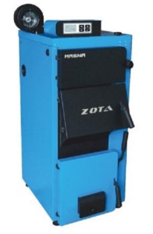 Котел полуавтоматический твердотопливный ZOTA Magna 15 кВт