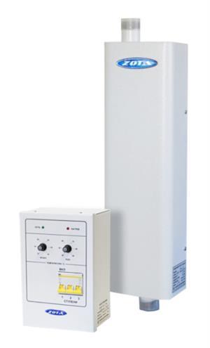 Котел электрический Zota Econom -  7,5 (7,5 кВт), комплект